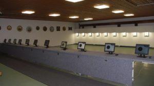 10 Meter Luftdruckhalle
