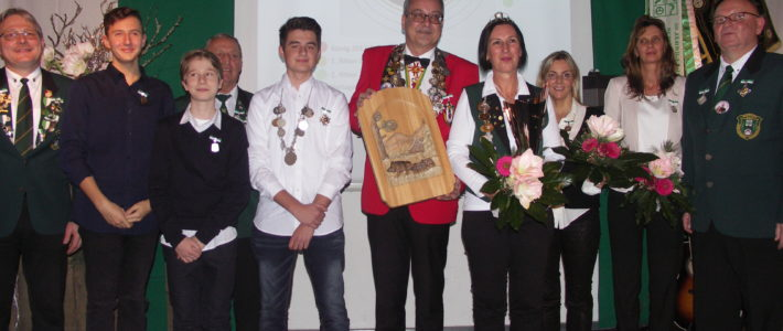 Rückblick Königsfeier 2017